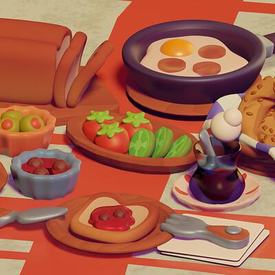 Duygu ozuyar duygu ozuyar breakfast finalrender