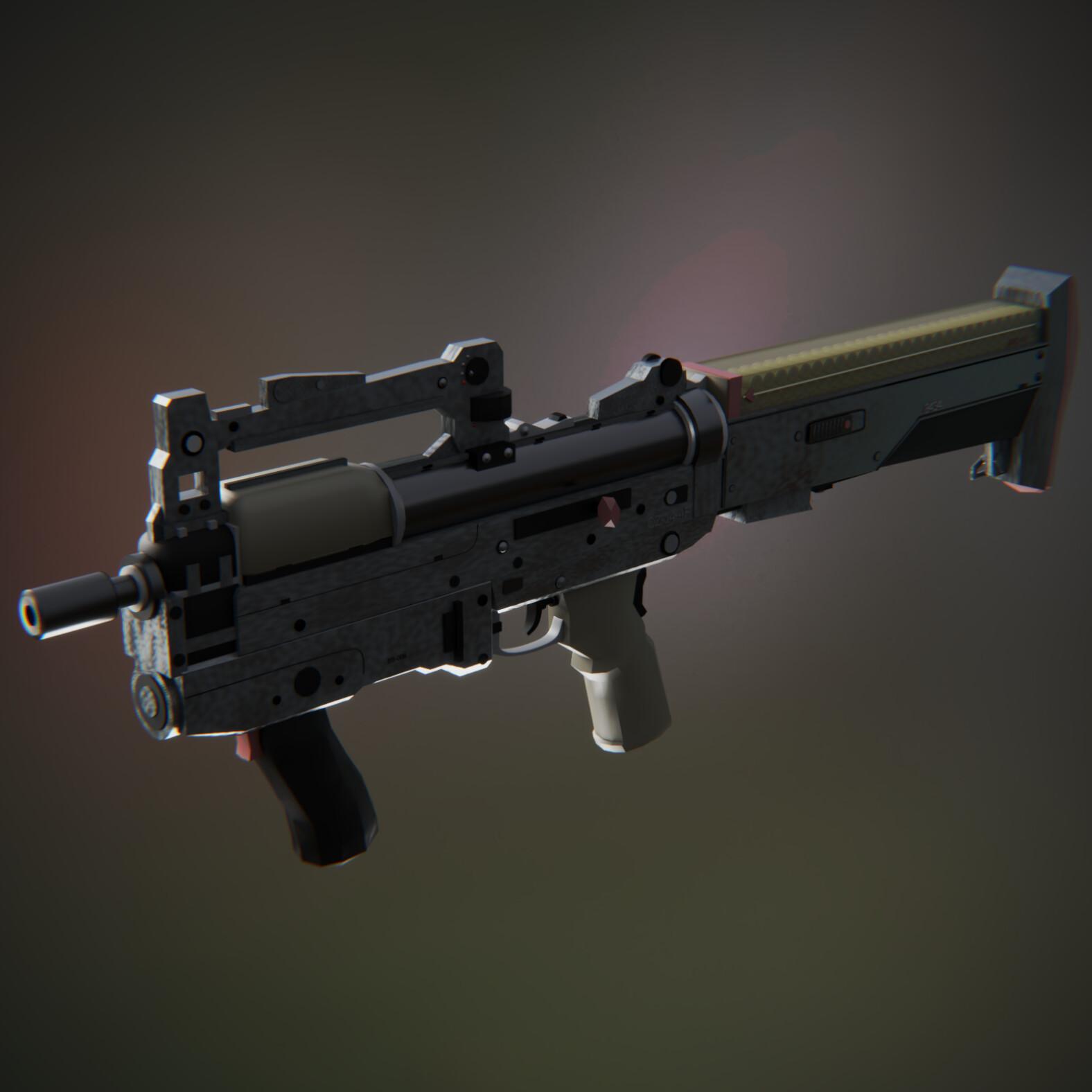 modular weapon concept