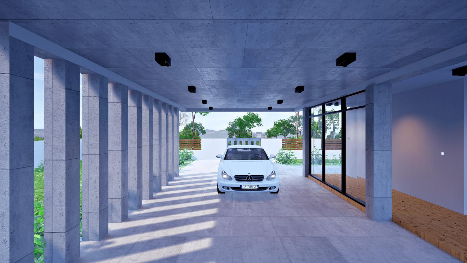 REVIT TO UNREAL ENGINE - EXTERIOR & INTERIOR LIGHTING