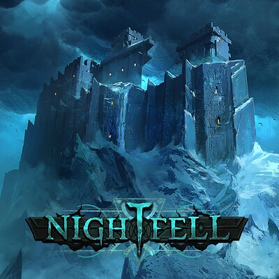 Samuele bandini samuele bandini samuelebandini nightfell chapter1 cover