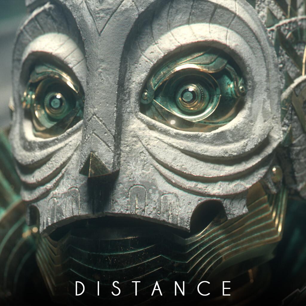 Distance - 5 Days to go