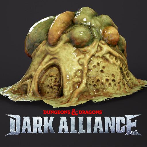Dungeons & Dragons: Dark Alliance - Trolls Assets