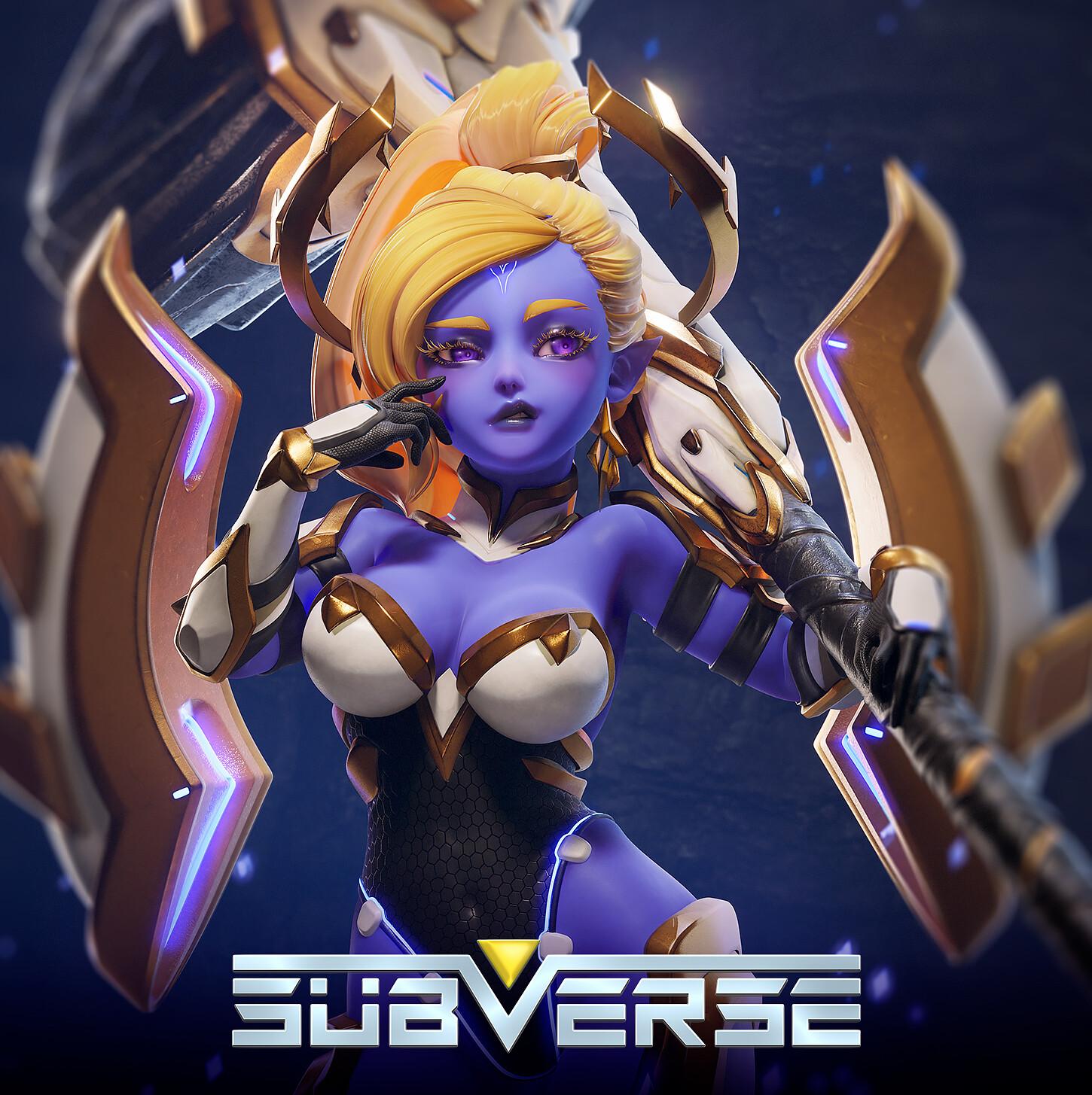 Subverse - Sova