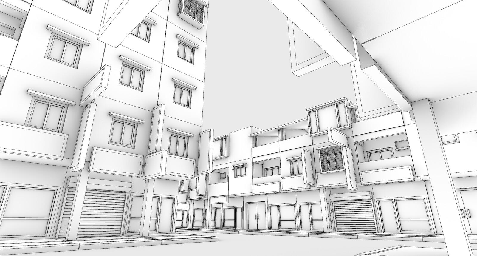 Street House Builder|2021-07
