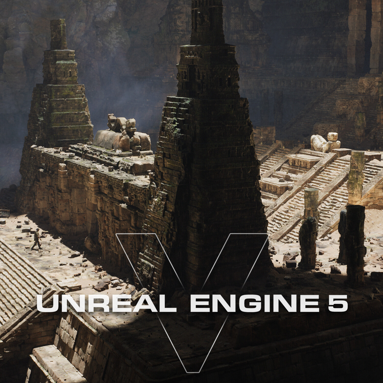 BMS Lost City - Unreal Engine 5