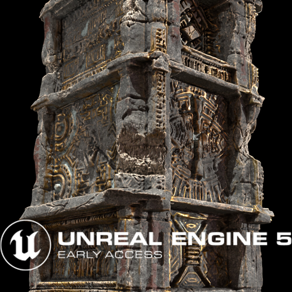 UE5 - Valley of the Ancient-1
