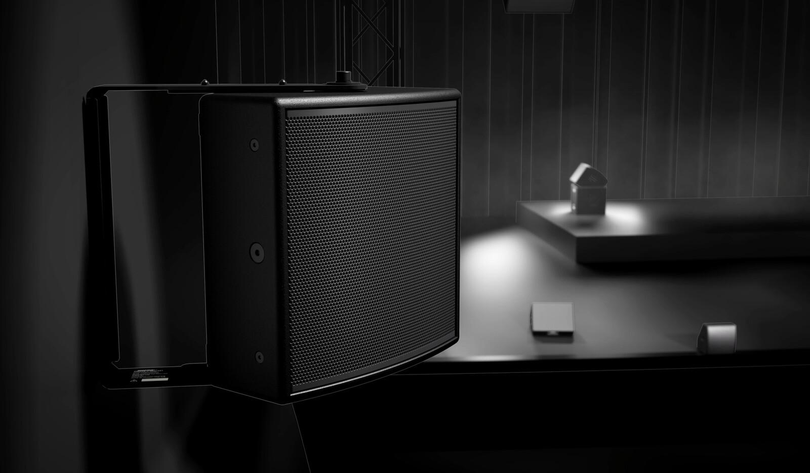 AMM Loudspeaker Animation
