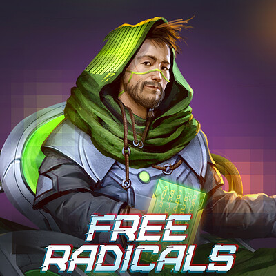 Free Radicals - Merchant
