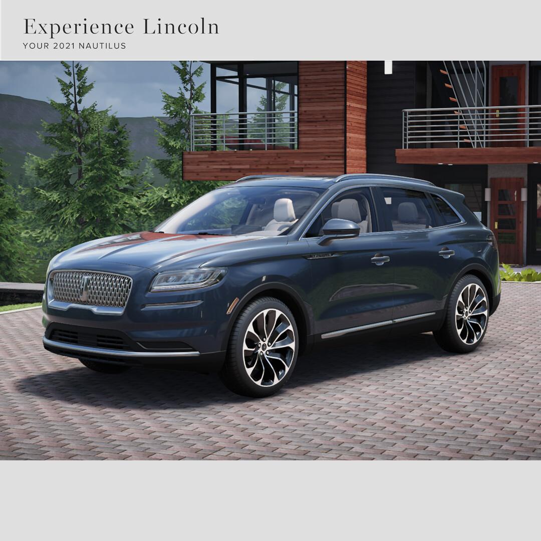 Lincoln Custom Fit App