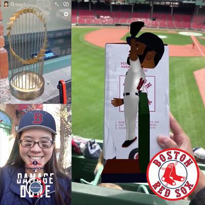 Boston Red Sox AR