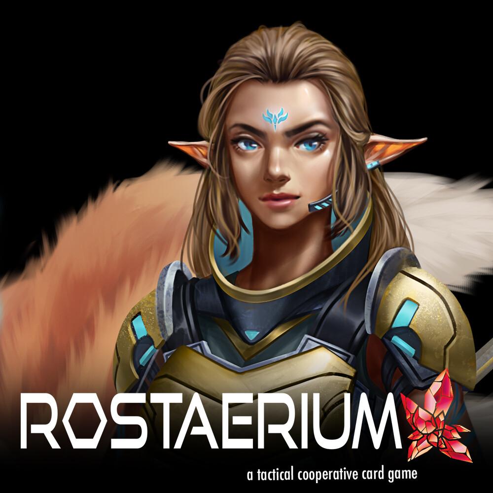 Rostaerium TCG - GAIA Faction