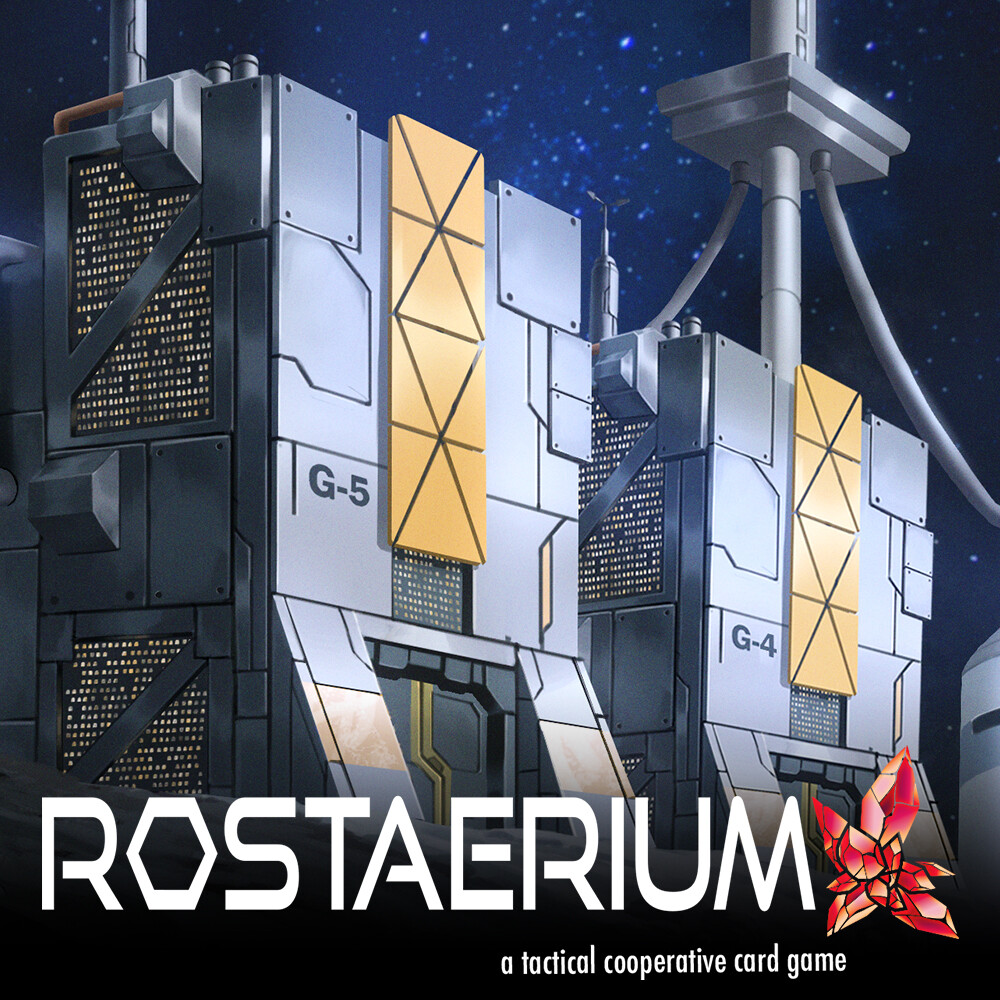 Rostaerium TCG - Locations