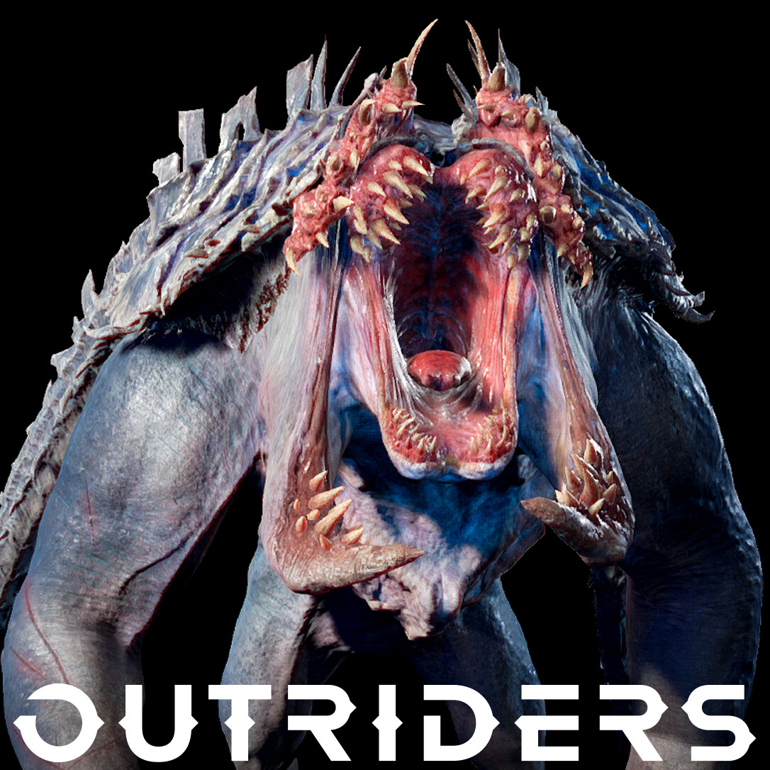 Outriders - Lurker Warzone