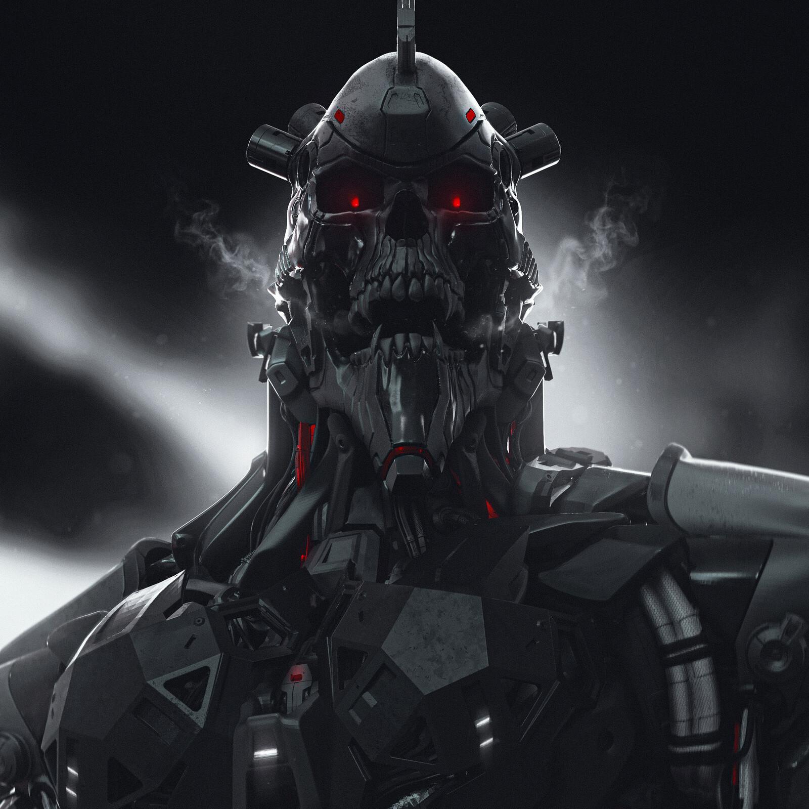 Terminator Alpha-01