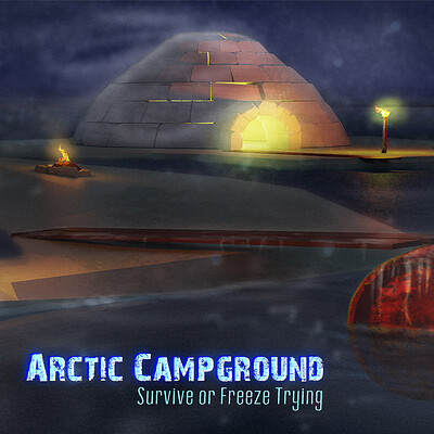 Richard huard richard huard arctic campground thumb