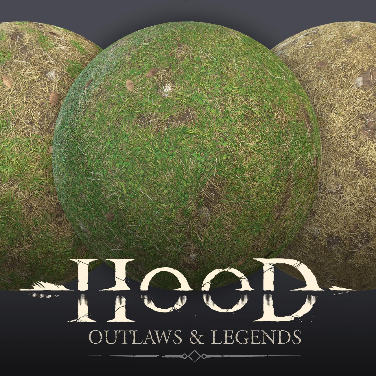Hood: Outlaws & Legends - Grass Materials
