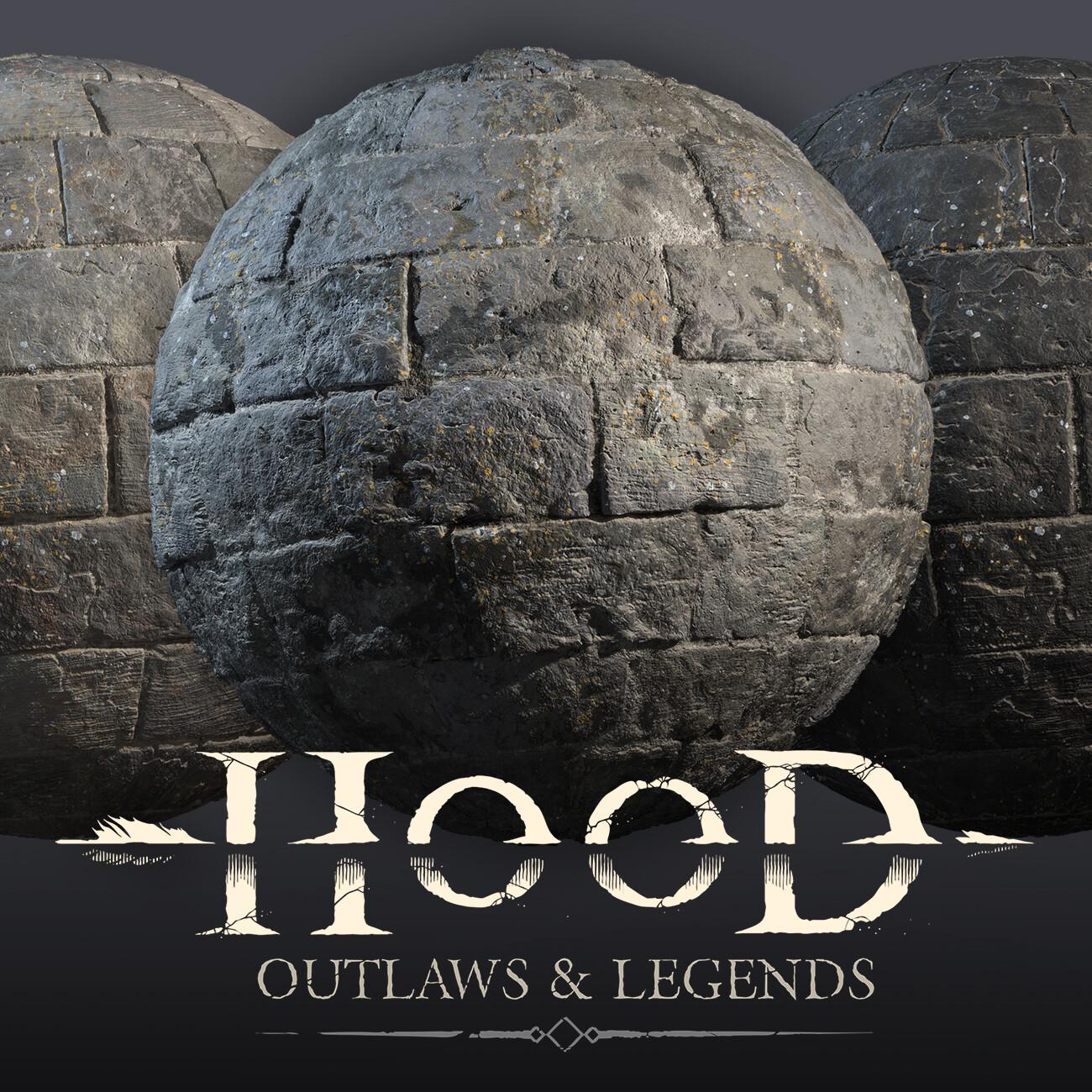 Hood: Outlaws & Legends - Castle Stone Materials Part 3