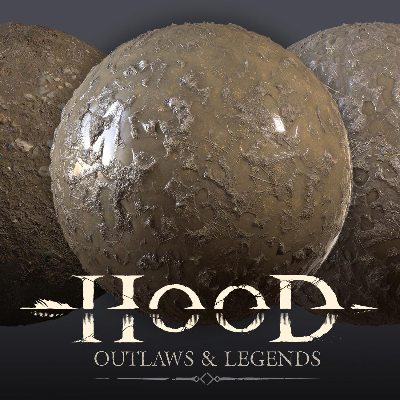 Hood: Outlaws & Legends - Mud Materials