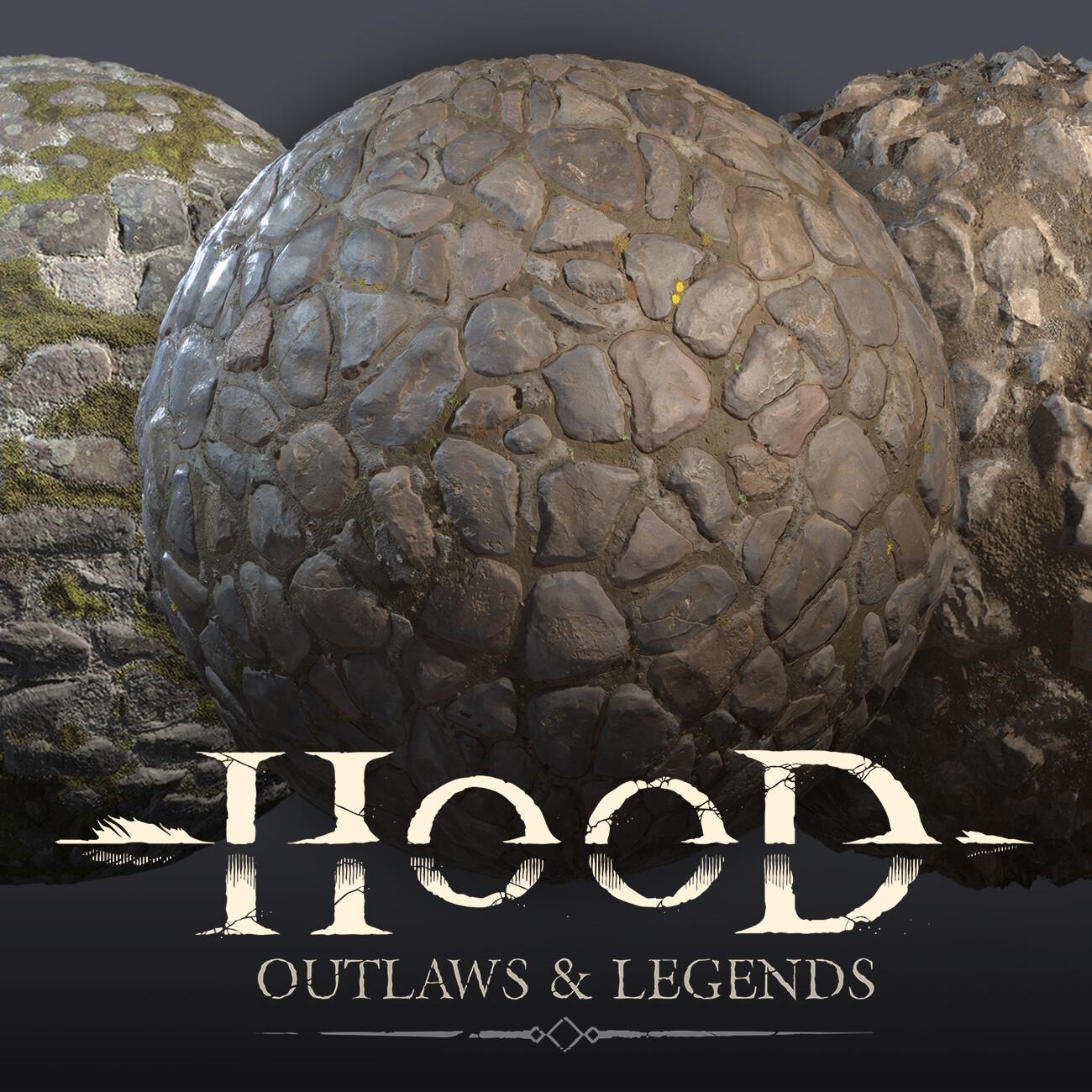 Hood: Outlaws & Legends - Materials