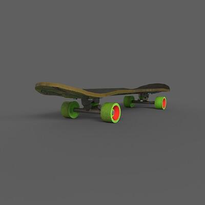 Thomas novosel thomas novosel thomasnovosel skateboard render1