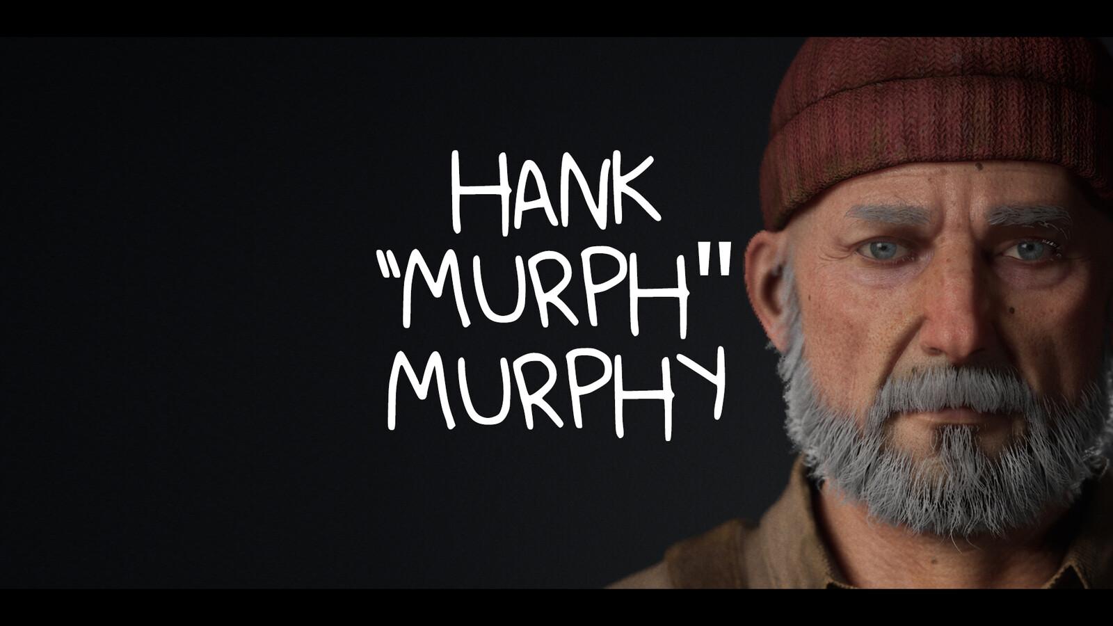 "Hank ""Murph"" Murphy"