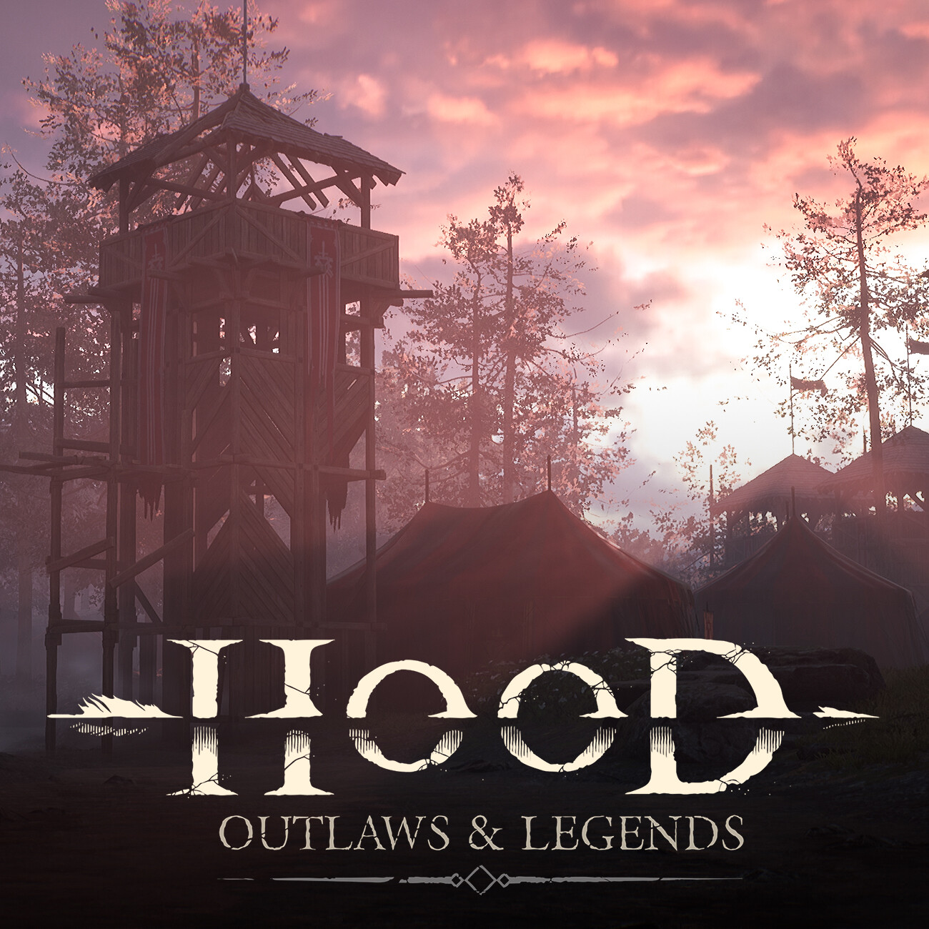 Hood: Outlaws & Legends - Outpost Lighting