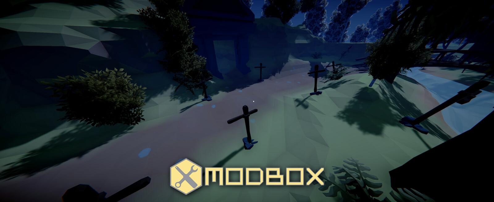 Modbox: Zombie Forest