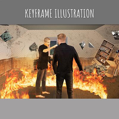 Keyframe Illustration