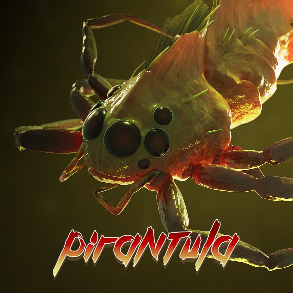 PIRANTULA Baby