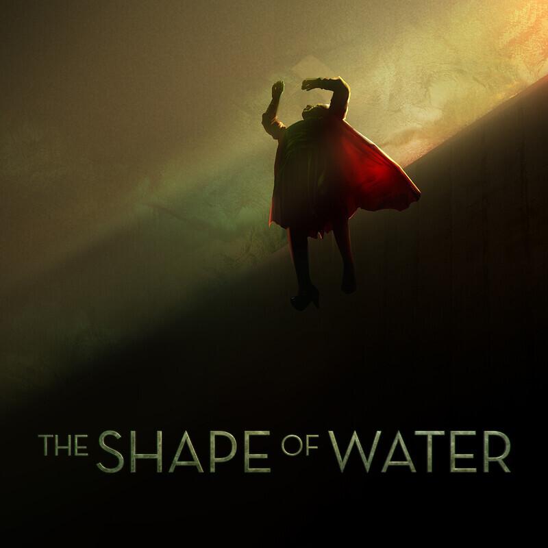 Shape of Water Environment Lookdev