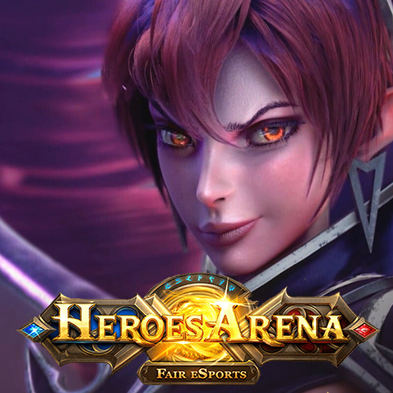 Heroes Arena   Mobile Game Advert