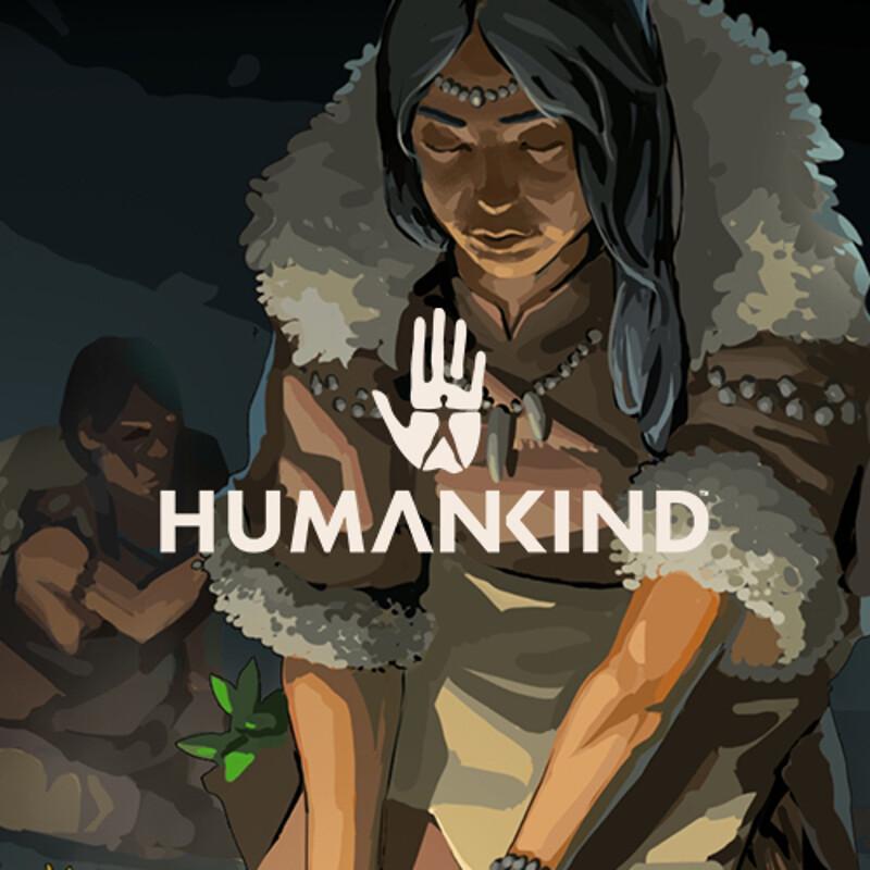 HUMANKIND - Illustrations 2D