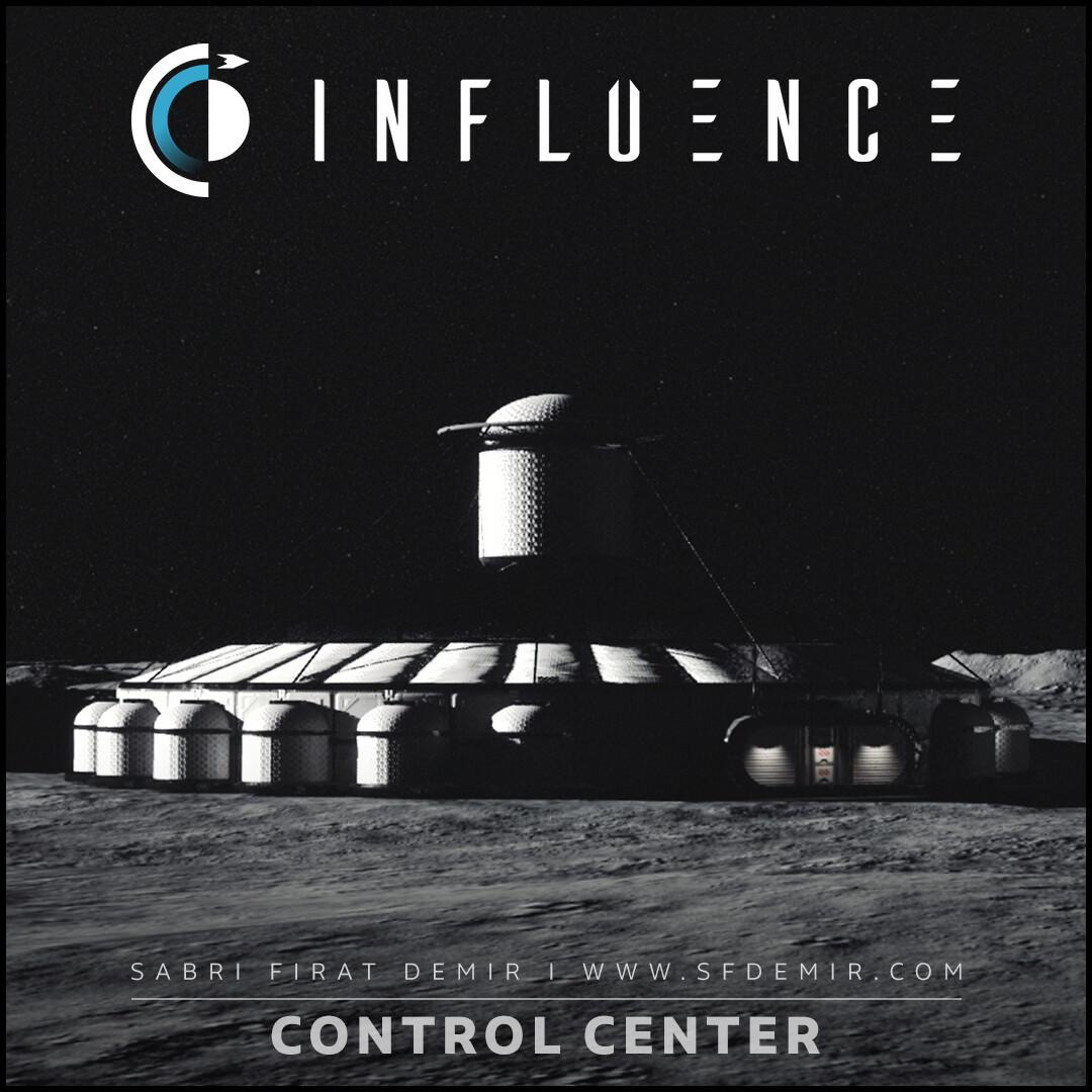 Influence - Control Center