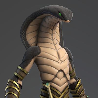 Damian munoz damian munoz snake render 2 filtro