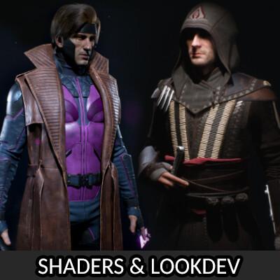 Character Look Development