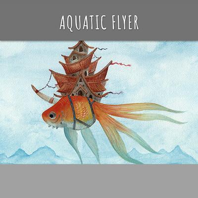 Aquatic Flyer