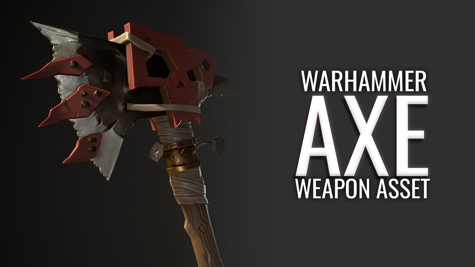 Warhammer - Axe