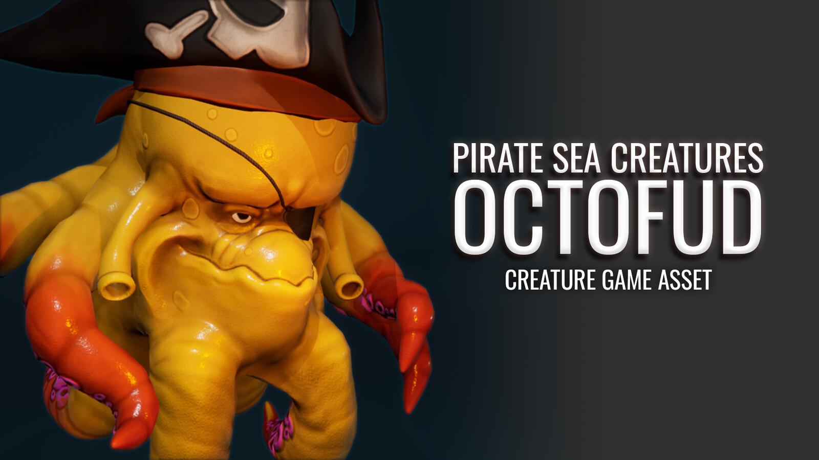 Octofud - Pirate Octopus
