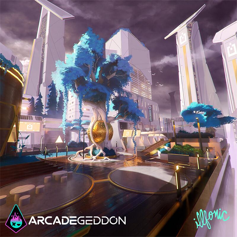 Arcadegeddon Biomes