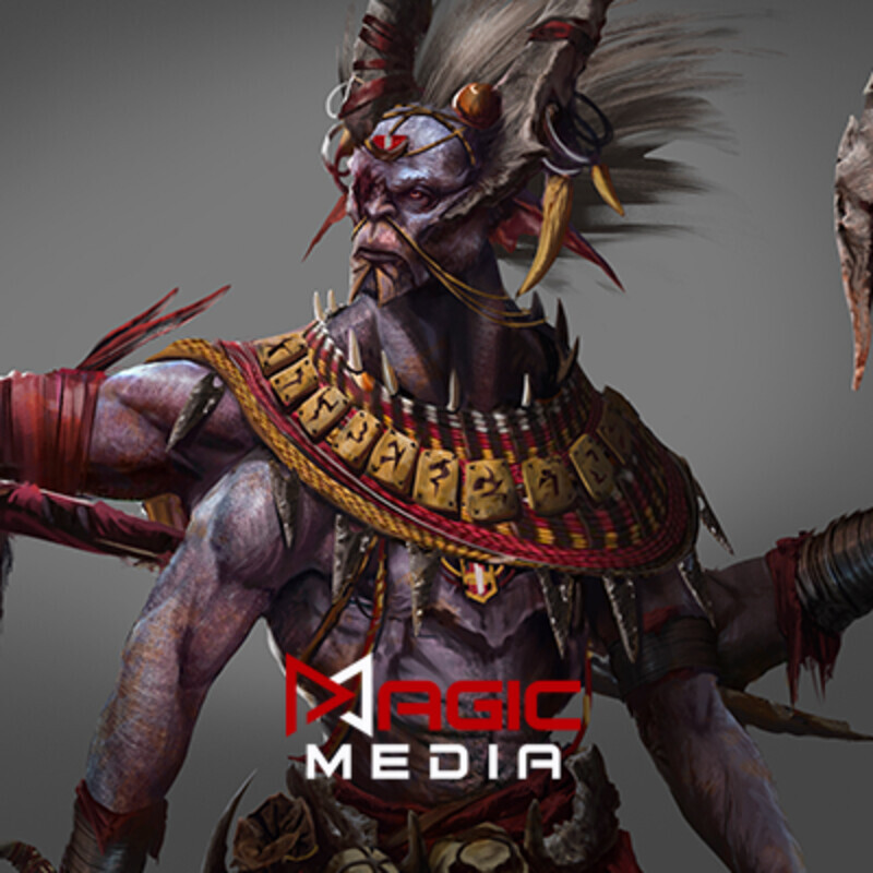 Shamanic Warrior