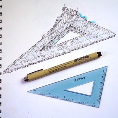 Space gooose space gooose isd90 pen sm