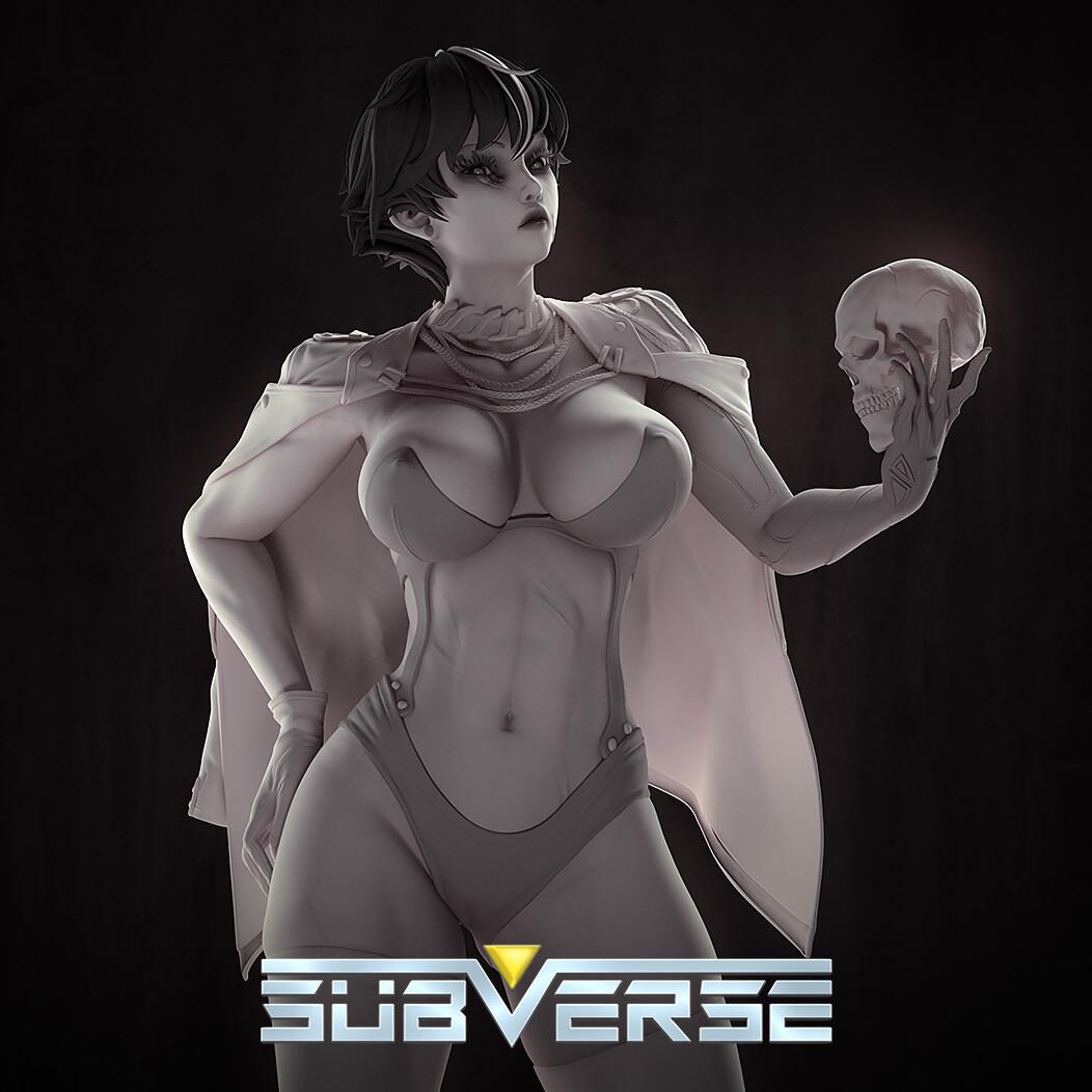 Subverse - Blythe