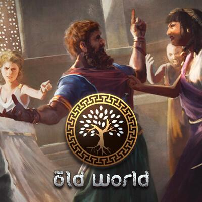 Old World - Argument in Court