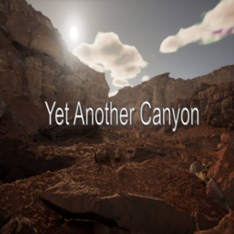 Yet Another Canyon