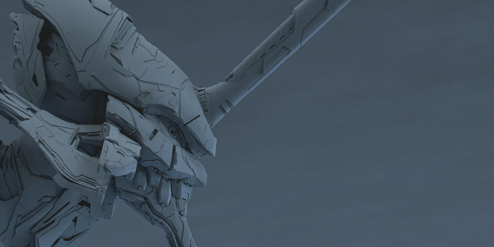 EVA Sculpt for 3D print