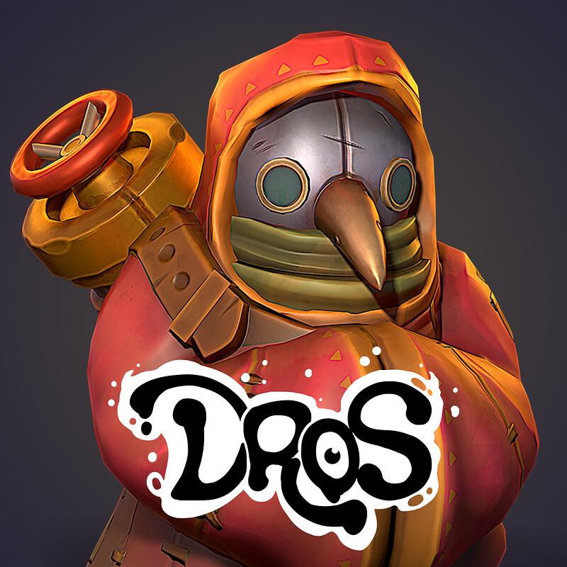 Dros - Proto-Monk