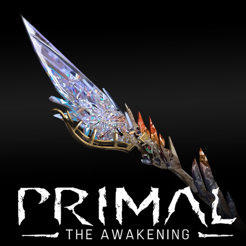 Primal: The Awakening- blade &shield set