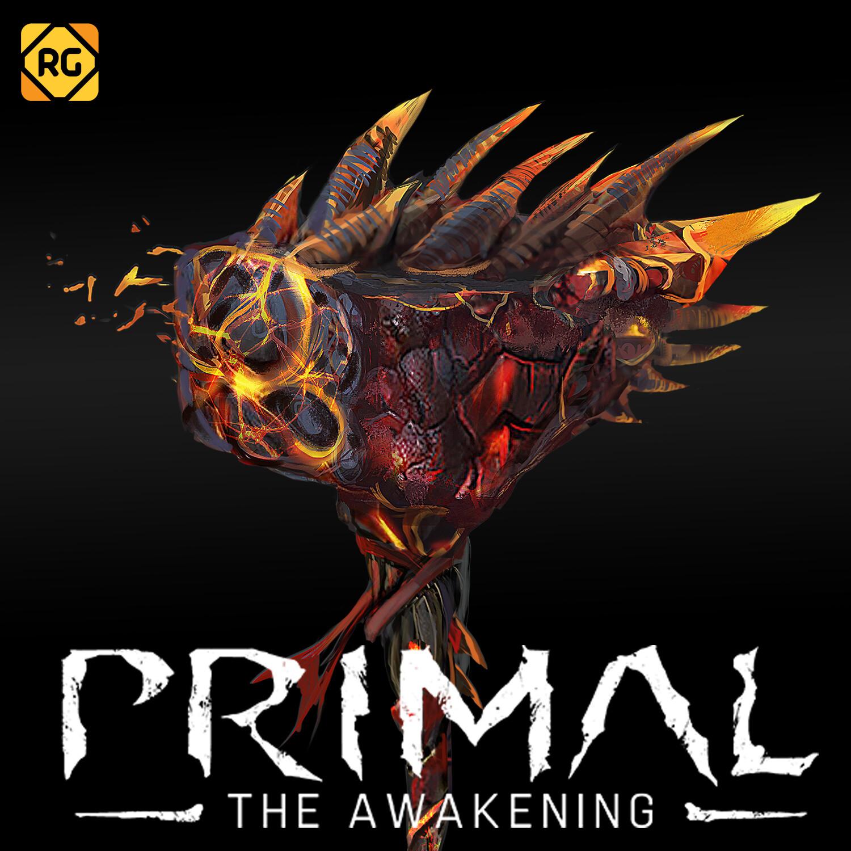Primal: The Awakening- Hammer & Armour set
