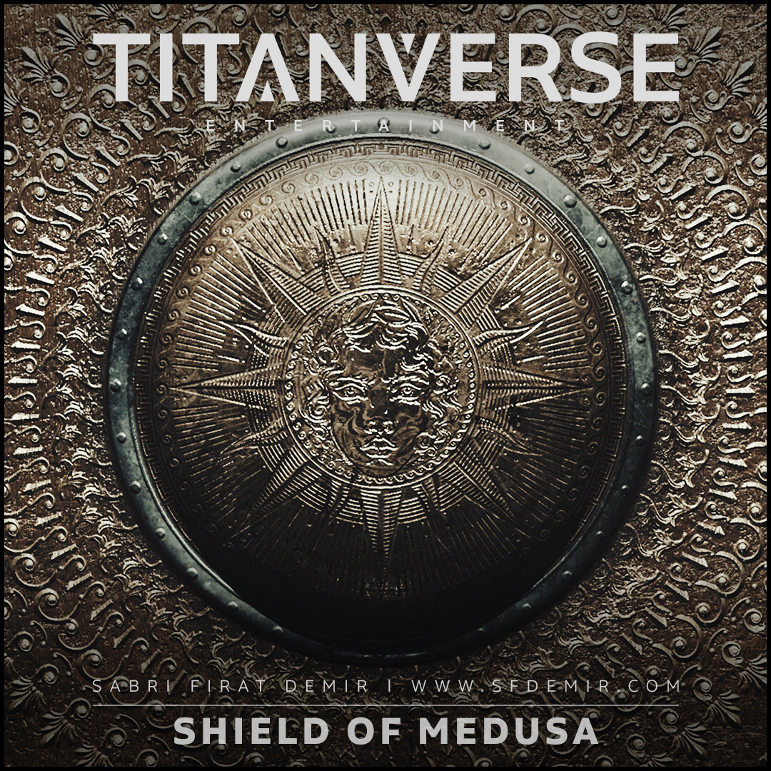 Shield Of Medusa