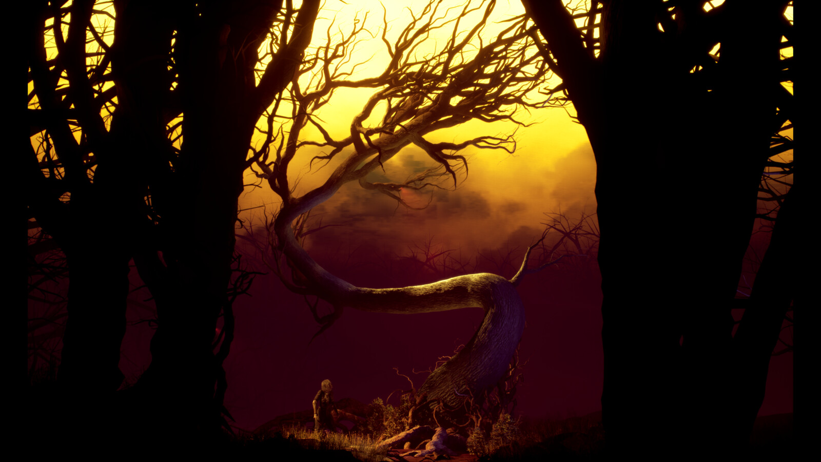 UE5: The Winding Tree